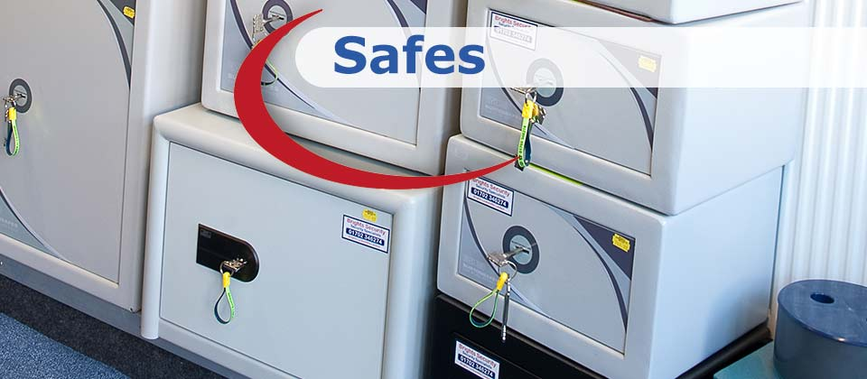 Safes: As qualified installers of safes, Brights Locksmiths can advise on the best type of safe to keep your valuables and documents safe from theft, damage and fire.